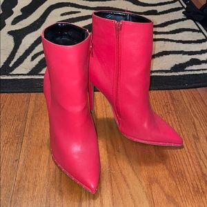 """VAVA"" boots by Qupid- Never Worn"